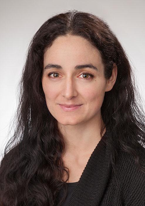 Mitarbeiterin Madeleine Hurst