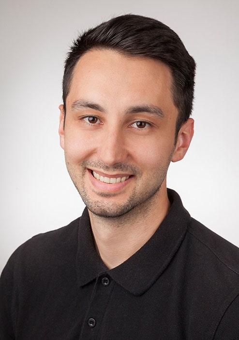 Mitarbeiter Nebojsa Mitrovic