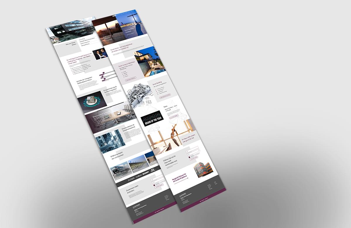 Wagner SLS Website Detail