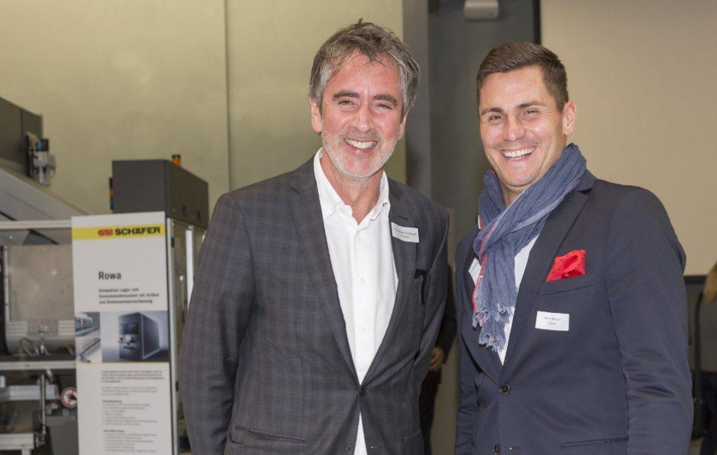 DI Franz Bauer-Kieslinger, Geschäftsführer von SSI Schäfer
